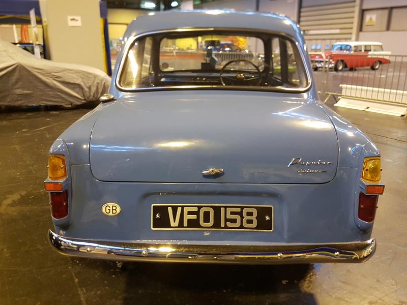 Practical Classics Classic Car & Restoration Show 31.03.17  20170331