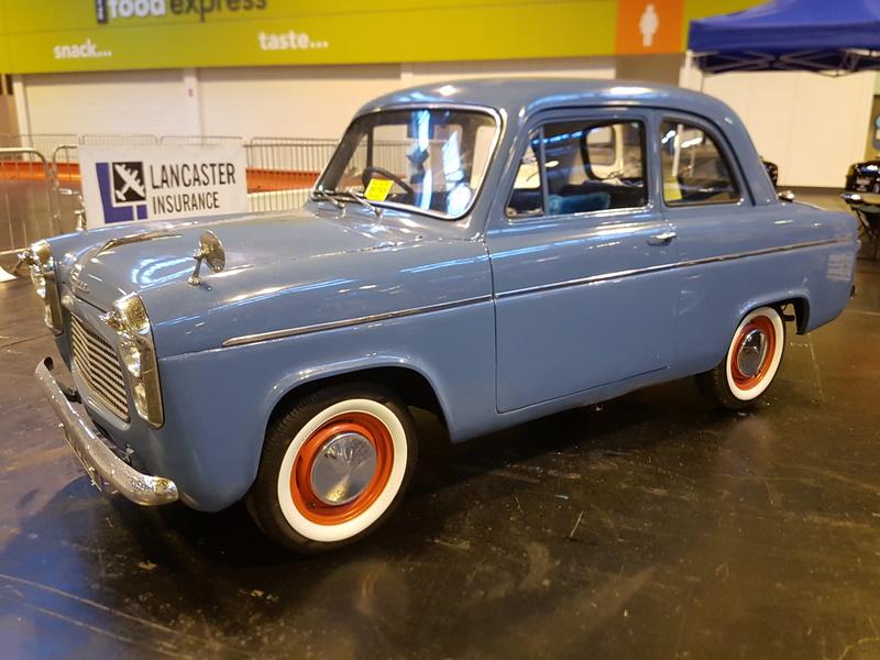 Practical Classics Classic Car & Restoration Show 31.03.17  20170332