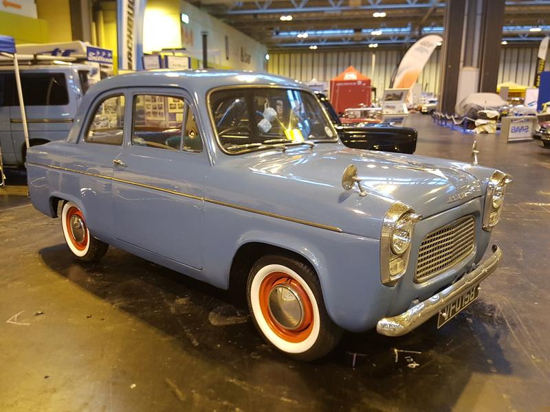 Practical Classics Classic Car & Restoration Show 31.03.17  20170333