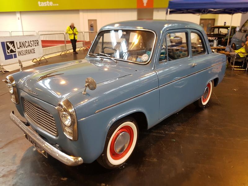 Practical Classics Classic Car & Restoration Show 31.03.17  20170334