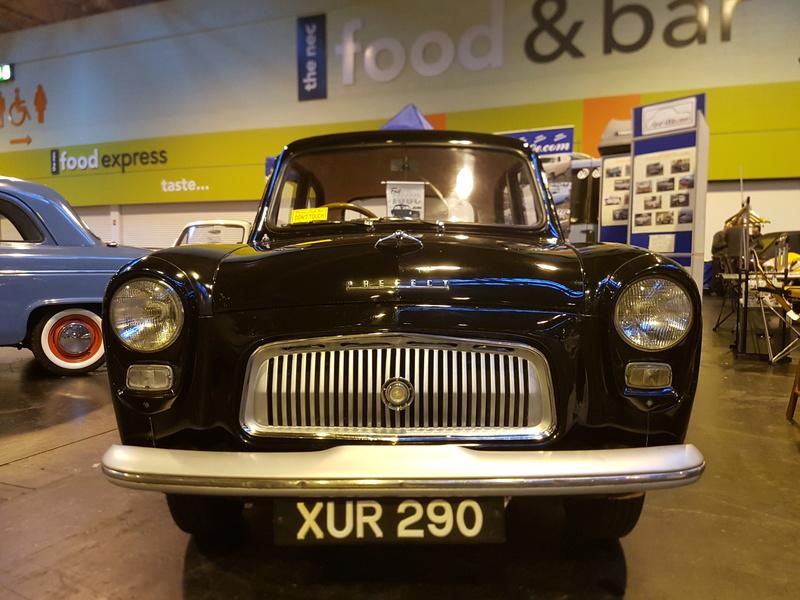 Practical Classics Classic Car & Restoration Show 31.03.17  20170335