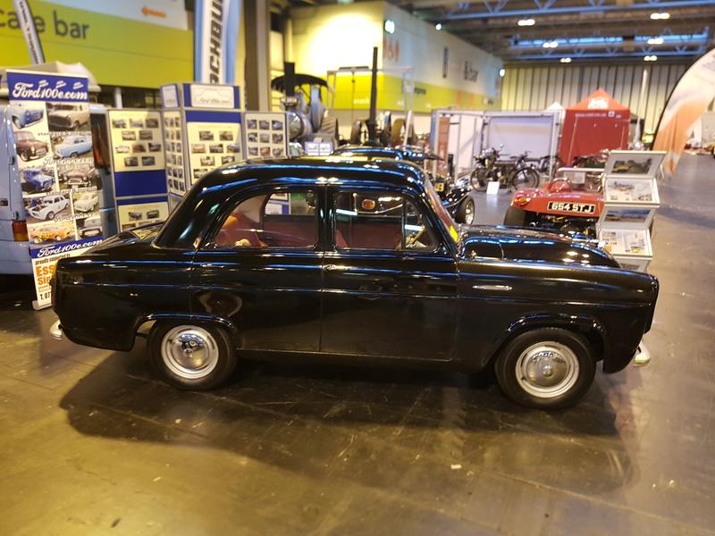 Practical Classics Classic Car & Restoration Show 31.03.17  20170337