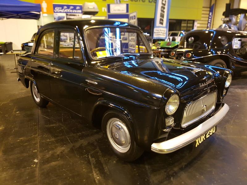 Practical Classics Classic Car & Restoration Show 31.03.17  20170340