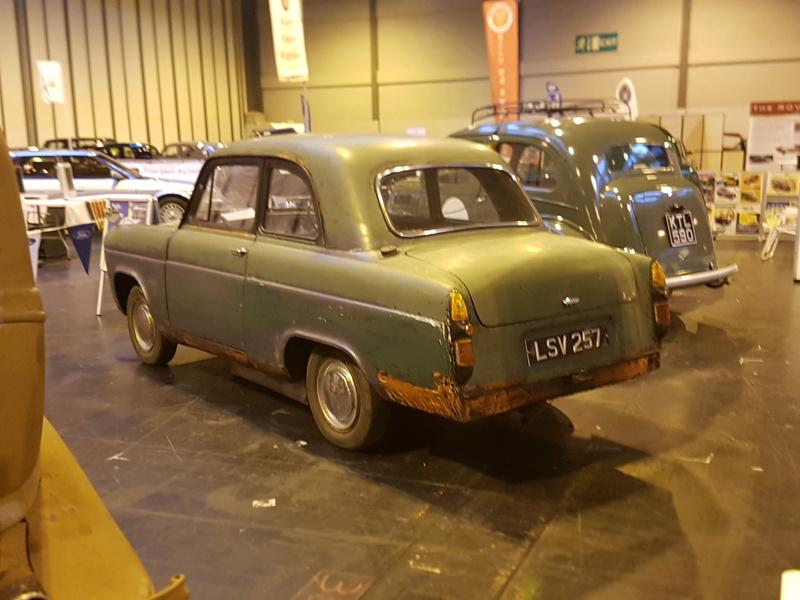 Practical Classics Classic Car & Restoration Show 31.03.17  20170342