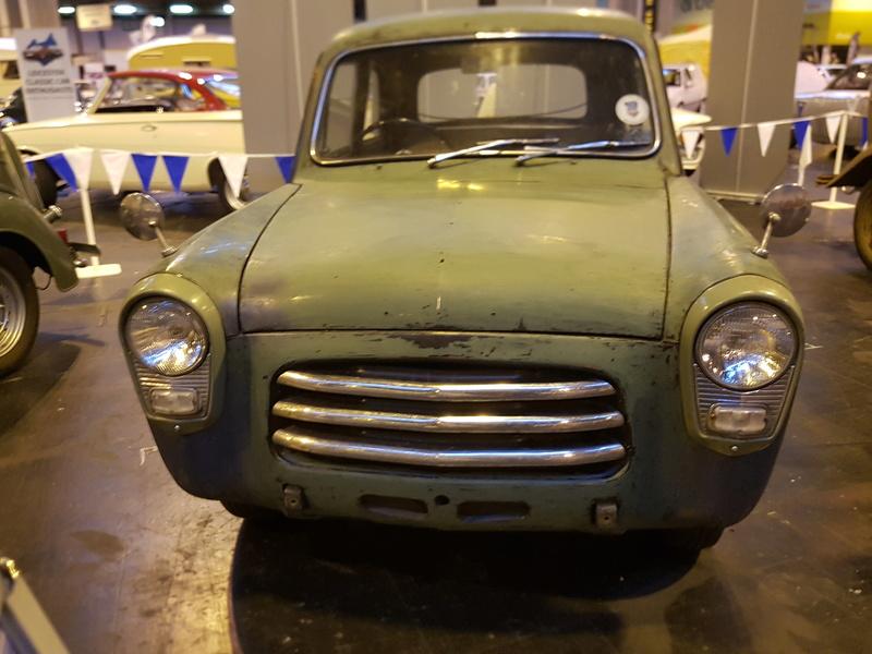 Practical Classics Classic Car & Restoration Show 31.03.17  20170344
