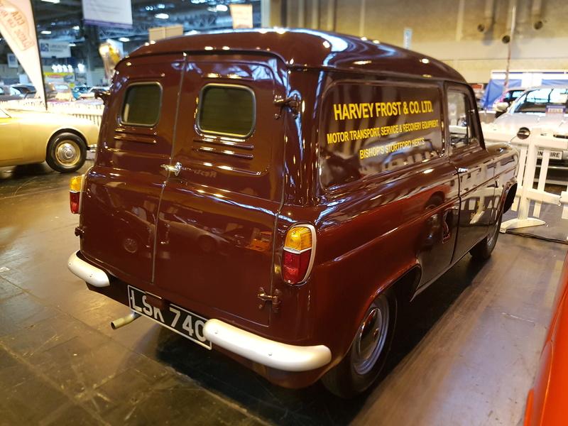 Practical Classics Classic Car & Restoration Show 31.03.17  20170412
