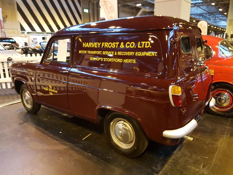 Practical Classics Classic Car & Restoration Show 31.03.17  20170415