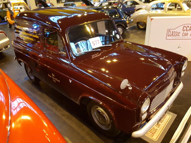 Practical Classics Classic Car & Restoration Show 31.03.17  20170417