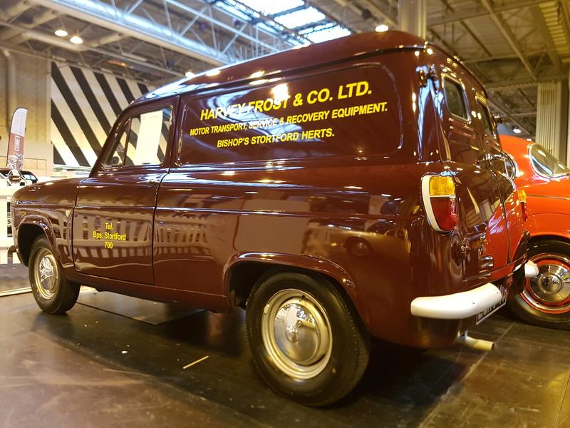 Practical Classics Classic Car & Restoration Show 31.03.17  20170419