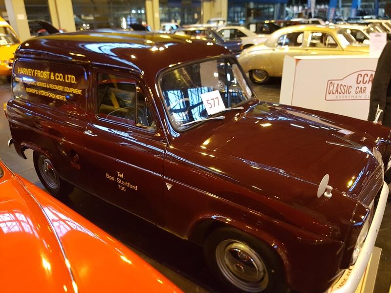 Practical Classics Classic Car & Restoration Show 31.03.17  20170421