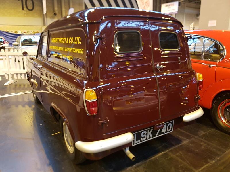 Practical Classics Classic Car & Restoration Show 31.03.17  20170422