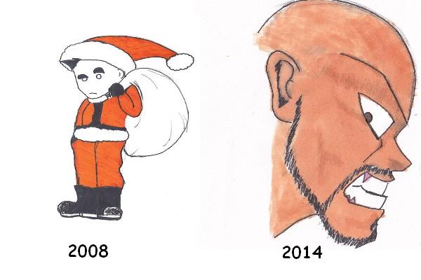 Ancien VS nouveaux dessins - Page 5 Dessin12