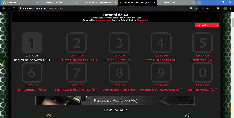Cores do site adaptáveis 0411