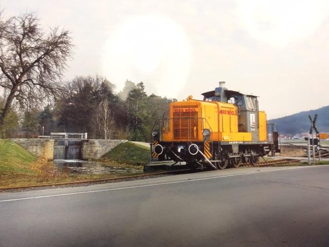 Privatbahnlok V60 der Fa. Bögl Dsc04510
