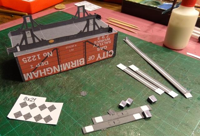 16t. Mineralwagen der British Rail, 1:45, HS-Design Dsc04924