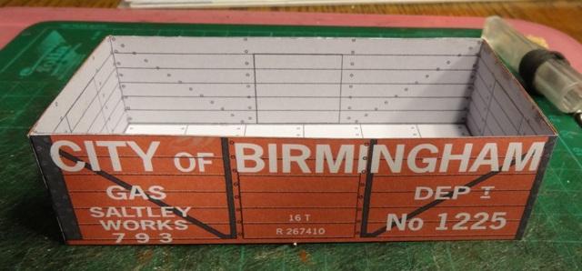 16t. Mineralwagen der British Rail, 1:45, HS-Design Dsc04925