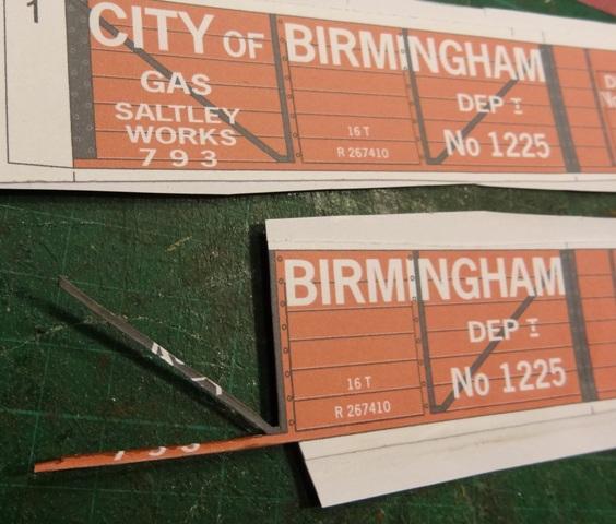 16t. Mineralwagen der British Rail, 1:45, HS-Design Dsc04929