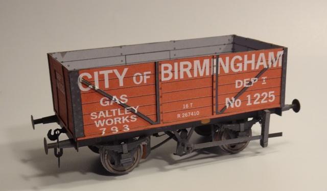 16t. Mineralwagen der British Rail, 1:45, HS-Design Dsc04934