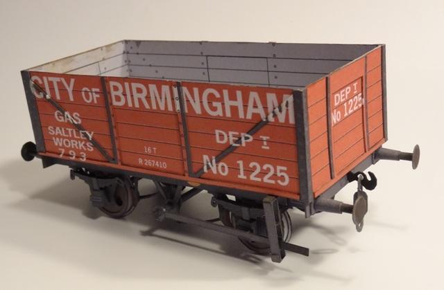 16t. Mineralwagen der British Rail, 1:45, HS-Design Dsc04935