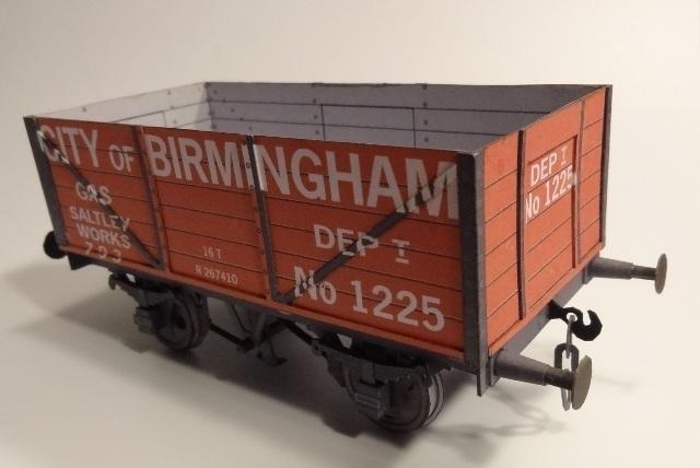 16t. Mineralwagen der British Rail, 1:45, HS-Design Dsc04936
