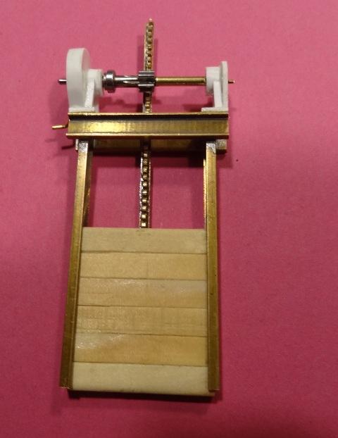 Stauwehr (Wasserschütz) in 1:45 Dsc05957