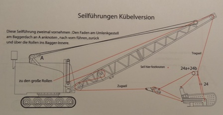 Menck Bagger mit Schürfkübel, HS-Design, 1:45 Dsc05963