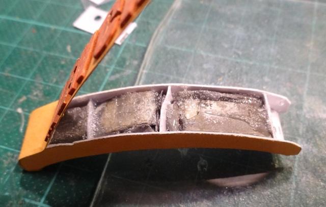 Menck Bagger mit Schürfkübel, HS-Design, 1:45 Dsc06063