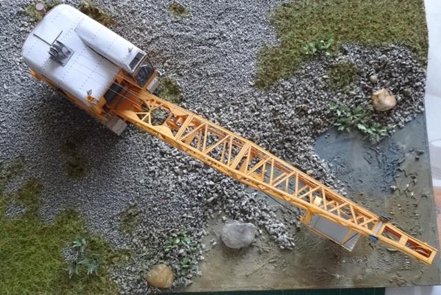 Diorama mit Menck Bagger, M 1:45 Dsc06116