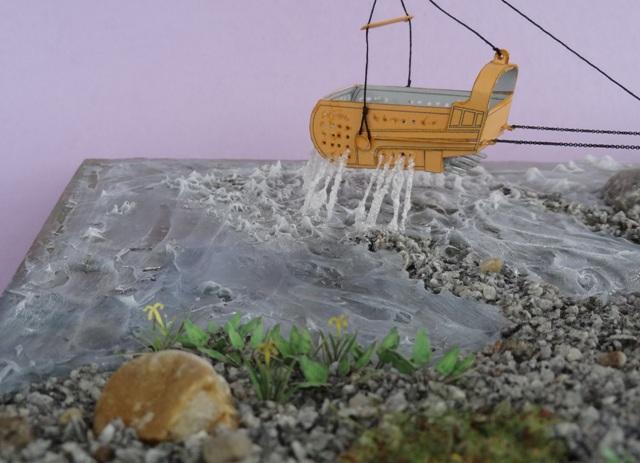 Diorama mit Menck Bagger, M 1:45 Dsc06125