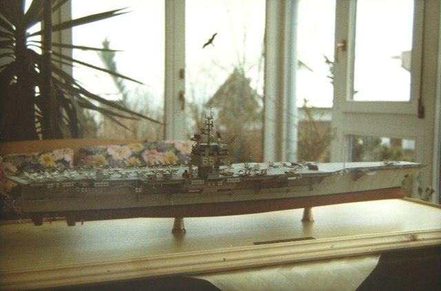USS Enterprise (CVN65) von Tamiya 1:350  Pict0012