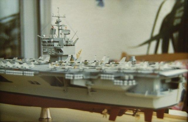USS Enterprise (CVN65) von Tamiya 1:350  Pict0013
