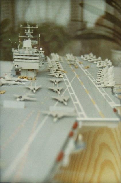 USS Enterprise (CVN65) von Tamiya 1:350  Pict0015