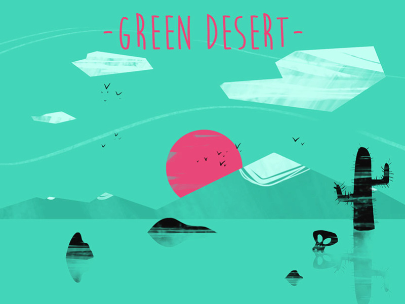 Boîte à Mikado Green_10