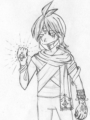 Tomato il sait dessiner ! Mouaha11