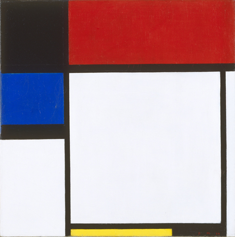 La question de l'approche biographique des oeuvres, de l'art et des artistes. Mondri12
