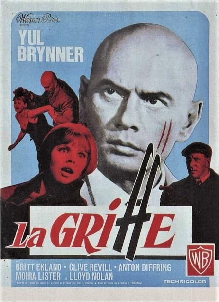La Griffe. The Double Man. 1967. Franklin J. Schaffner. 5110910