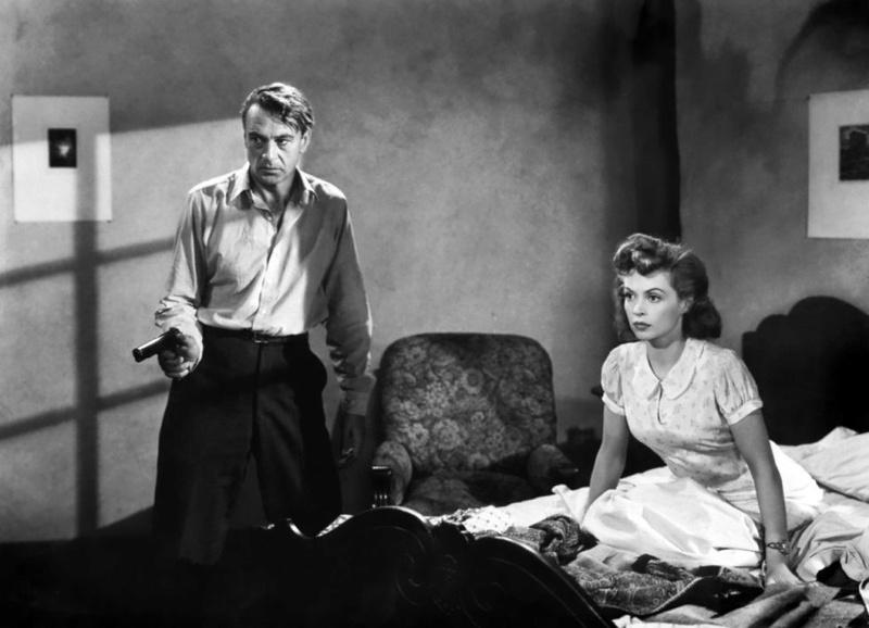 Cape et poignard. Cloak and Dagger. 1946. Fritz Lang. Arton910