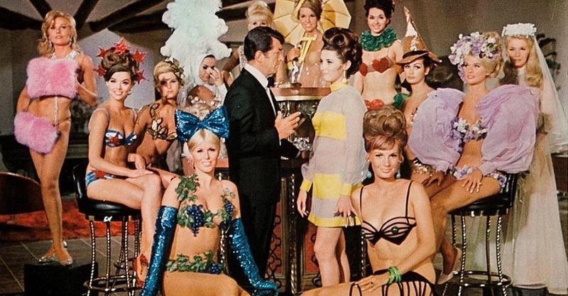 Bien joué, Matt Helm! Murderers' Row. 1966.  Henry Levin. Bien-j10