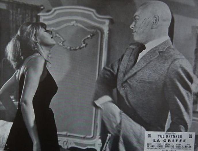 La Griffe. The Double Man. 1967. Franklin J. Schaffner. Ceyrys10