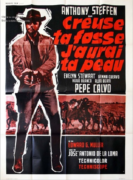 Creuse ta fosse, j'aurai ta peau - Perche' uccidi ancora - 1965 - José Antonio de la Loma & Edoardo Mulargia - Page 2 Creuse10