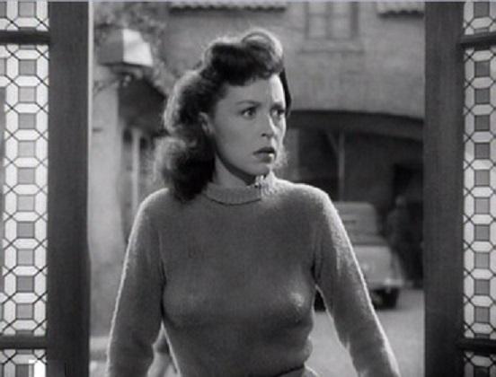 Cape et poignard. Cloak and Dagger. 1946. Fritz Lang. Critiq11