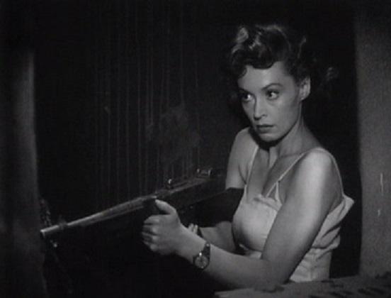 Cape et poignard. Cloak and Dagger. 1946. Fritz Lang. Critiq12