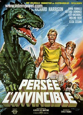 Persée L'Invincible - Perso L'Invincibile - Alberto De Martino - 1962 En114110