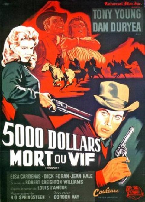 5000 dollars mort ou vf-Taggart-1964- R G Springsteen En120110