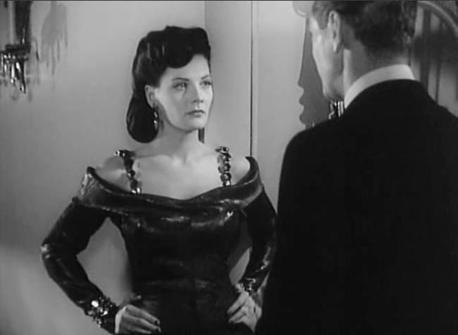 Cape et poignard. Cloak and Dagger. 1946. Fritz Lang. Marjor10