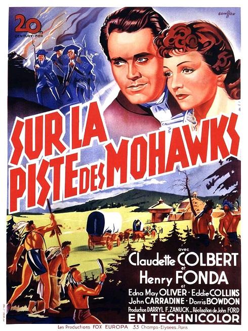 Sur la piste des Mohawks. Drums Along the Mohawk. 1939. John Ford. Sur-la11