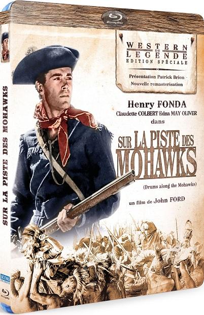 Sur la piste des Mohawks. Drums Along the Mohawk. 1939. John Ford. Sur-la12