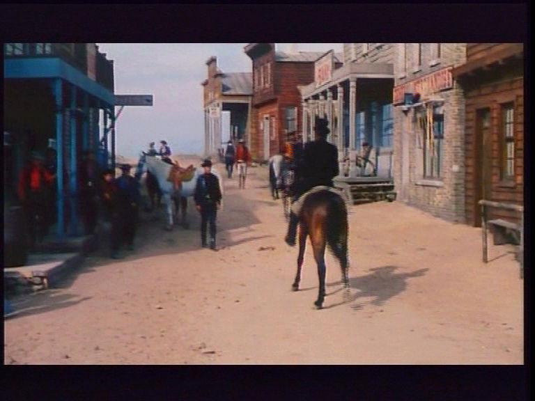Billy le Kid ( Fuera de la ley ) .1963 . Leon Klimovsky. Vlcsna78