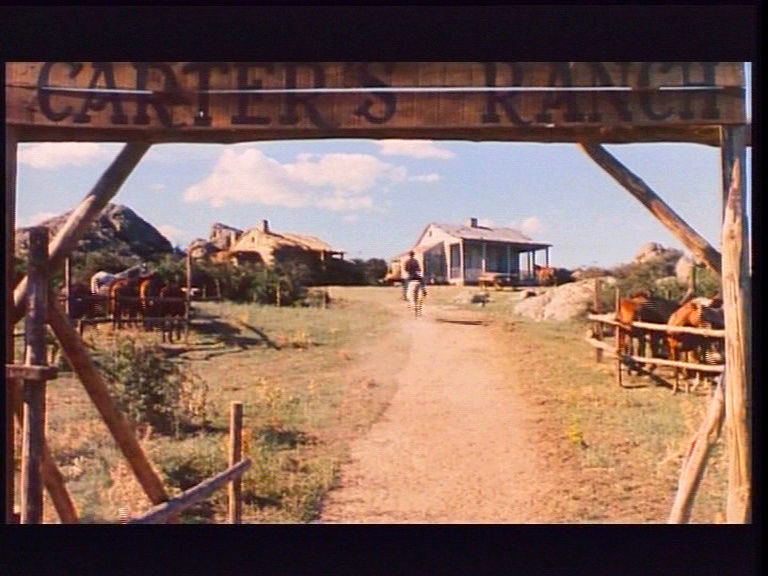 Billy le Kid ( Fuera de la ley ) .1963 . Leon Klimovsky. Vlcsna80