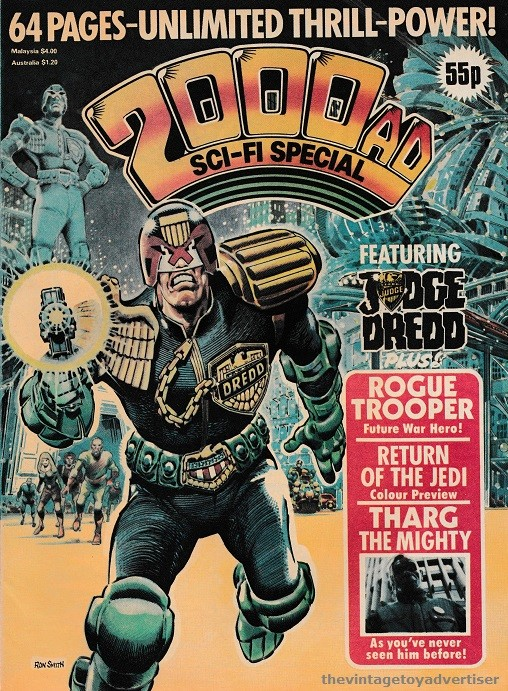 Does anyone else collect judge dredd comic or figures? - Page 7 2000_a12